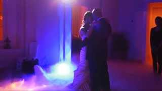 First Dance at White Hall Manor with a surprise