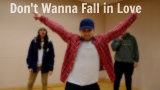 Don't Wanna Fall in Love by Kyle / Choreography by Hashem MH