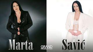 Marta Savic - Ni ziva ni mrtva - (Audio 2002)