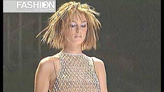 RIFAT OZBEK Spring Summer 1996 Milan - Fashion Channel