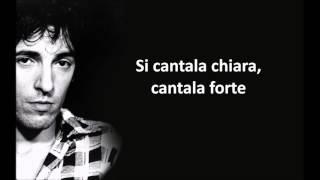 Death to my hometown - Bruce Springsteen - Traduzione ITA