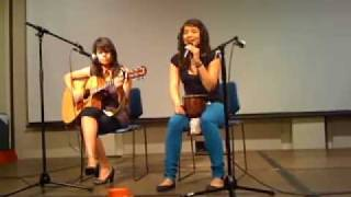 Luz de Día; Cover by Cristel Cueto and Nicole Salcedo