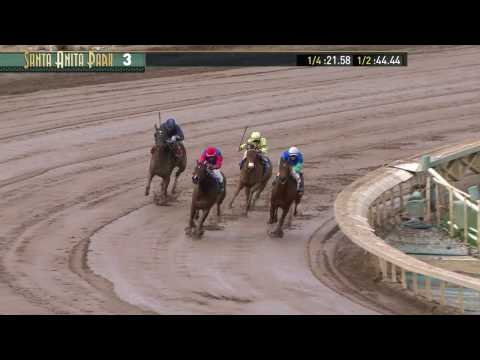 Las Cienegas Stakes (Gr. III) - Saturday, January 7 2017