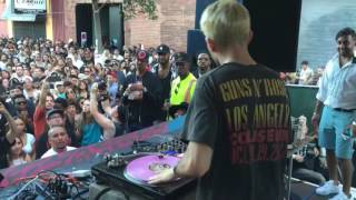 A-Trak #RealDJing at Do Over 2016 San Francisco (Highlights)