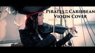 Pirates Of The Caribbean Violin Remix