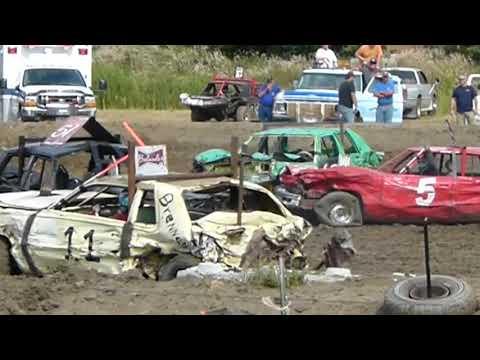 Winner Demolition Derby 2018 Chain Class Part 2
