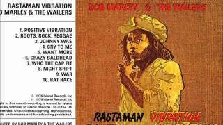Cry To Me - Bob Marley & The Wailers - Rastaman Vibration