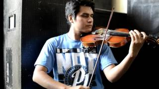 Dragon Ball Super Opening 2 violin cover (Limit Break X Survivor)