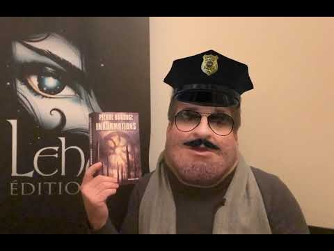 Vidéo de Pierre Bordage