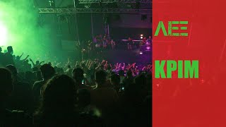 ΛΕΞ - ΚΡΙΜ   30/6/18 live στην Αθήνα - Gazi music hall