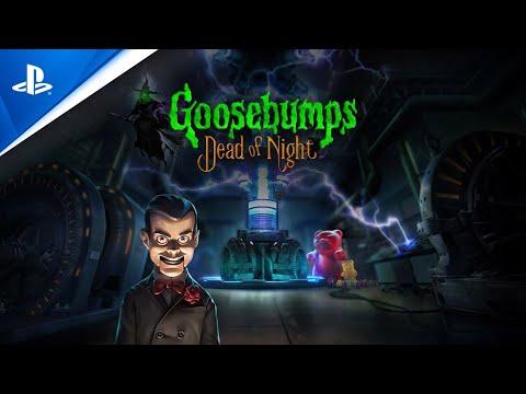 Goosebumps Dead of Night - Release Trailer | PS4