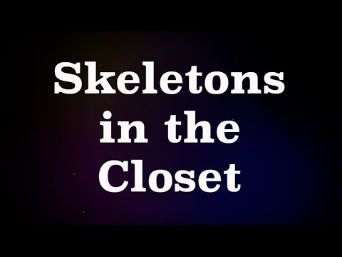 Morbid Minute- Skeletons in the Closet