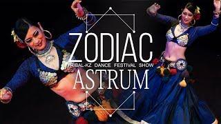 """ZODIAC - """"ASTRUM"""" by KAE MONTGOMERY (TRIBAL-KZ VII Show)"""