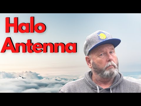 How to build Halo Antenna.
