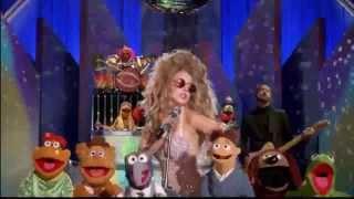 Lady Gaga Venus Live | Thanksgiving Muppet Special