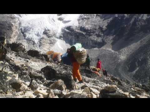 A Journey To The Summit of Island Peak (Imja Tse), Nepal