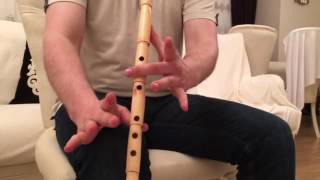 Ney dersi 6 ( Yunus Emre dizisi Taptuk Emre müziği) - Hakan YURTSEVER
