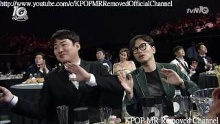 [MR Removed] 161009 Jung Eun Ji (정은지)♥Seo In Guk (서인국) - ALL For You [TVN Festival & Awards]