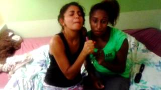 Jordin Sparks ft Chris Brown - No Air (cover).... EPiC FAiL !