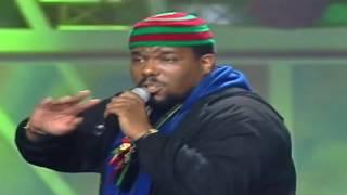 Afrika Bambaataa - Just Get Up And Dance (Presentación en Vivo)