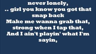 baby bash low key lyric