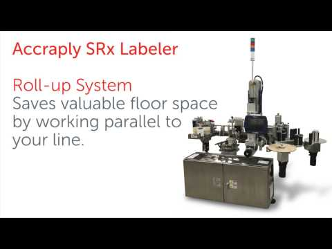 Accraply SRx Pharma Labeling Module