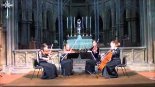 Nero String Quartet Handel Royal Royal Fireworks La Rejouissance
