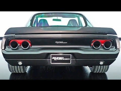 DODGE SUPER CHARGER ? 1,000-HP ?Hellephant? 426 HEMI Engine reveal