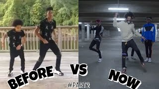 Ayo & Teo Now vs Before #Part2 @shmateo_ @ogleloo (compilation)