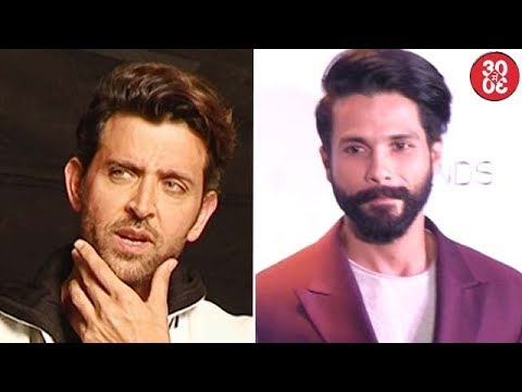 Hrithik Signs An Endorsement Deal Worth Rs 100 Core | Shahid Learns 6 Forms Of Sword Fighting