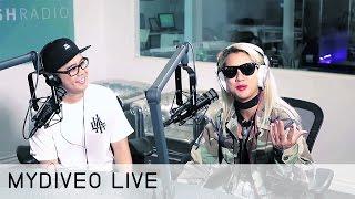 The (Reggae) Sun Shines on Eli-Mac - mydiveo Live! on Myx TV