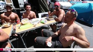 [PADDOCK LIVE] Les Chippendales