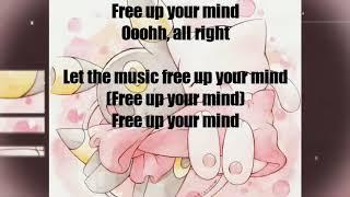 (Hey You) Free Up Your Mindsong lyrics - Emma Bunton(Pokemon)