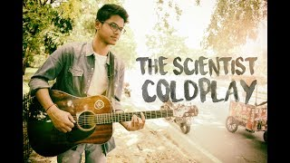 The Scientist - Coldplay | Cover By DV