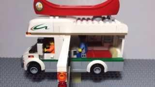 Lego 60057 city,Дом На Колесах