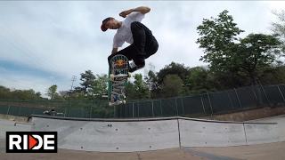 Sewa Kroetkov Skates South Pasadena Park