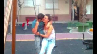 Besos suaves
