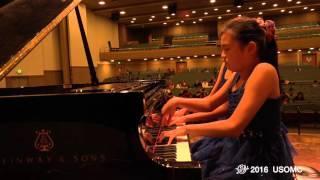 Serena Zhang & Stella He - Bizet : Op.22 Jeux d'enfants # 9 Nocturne & # 4 Scherzo