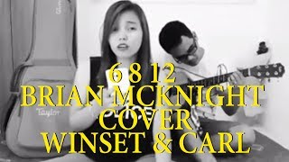 6 8 12 Brian Mcknight cover - Winset & Carl