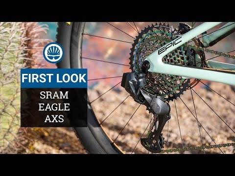 SRAM Eagle AXS | MTB Wireless Electronic Transmission is Finally Here