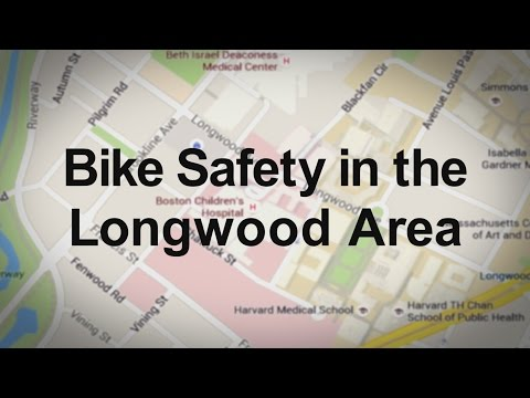 Bike Safety in the Longwood Area
