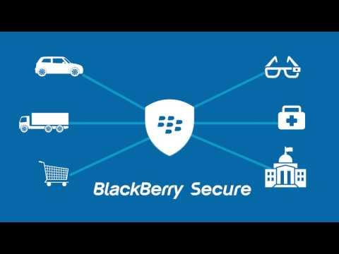 Vorstellung BlackBerry Secure
