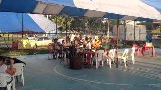 Grupo manda v convida chororosambo no campo Belo
