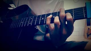 Guilty Crown - Release My Soul [Cover Guitar Fingerstyle]