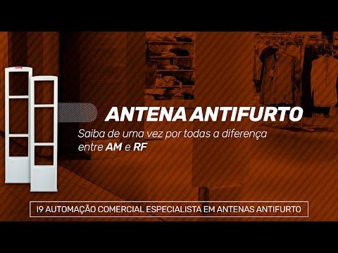 Saiba agora qual a diferença entre antena antifurto AM e RF [Vídeo]