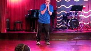 Me doing 'Mocking Bird' by Eminem