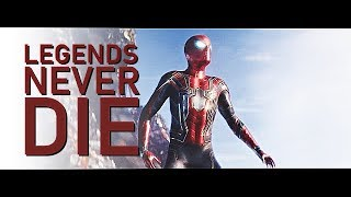 Avengers : Infinity War | Legends Never Die