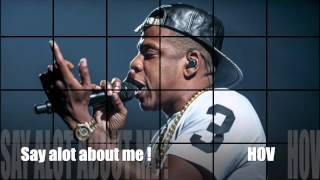 Jay-z (say a lot about me) Ft.usher,Rick Ross,Kendrick Lamar,Twista