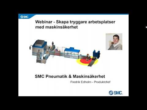 SMC | Skapa tryggare arbetsplatser med maskinsäkerhet