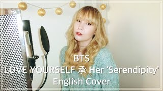 BTS - SERENDIPITY (English Cover)